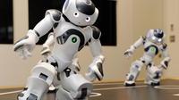 Les robots – tels que nous les connaissons – ont été inventés aux Etats-Unis dans les années 60.