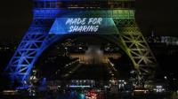 Le slogan officiel de la campagne parisienne a été dévoilé le 3 février, à l'occasion du début de la campagne internationale