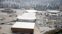 Le village olympique de Rio, le 3 février 2016.