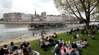 La promenade végétalisée s'étend sur 4,5 km, du tunnel des Tuileries (1er) au bassin de l'Arsenal (4e).