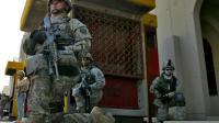 Des soldats américains en Irak en 2008.