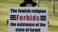 Certains croyants juifs réfutent le lien entre antisémitisme et antisionisme