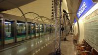 La station Saint-Lazare ne sera plus le terminus nord de la ligne 14 en 2017.