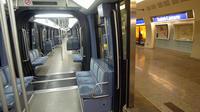 Les rames de la ligne 14 automatique vont bientôt être remplacées par des neuves.