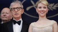 Scarlett Johansson et Woody Allen ont tourné trois fois ensemble
