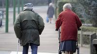 Les femmes peuvent espérer vivre 64,5 ans en bonne santé, contre 63,4 ans pour les hommes.