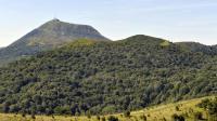 Une vue du Puy-de-Dôme.