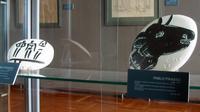 Les céramiques de Picasso exposées au musée de Tachkent, le 31 octobre 2012