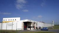 Le centre pénitentiaire sud francilien, à Réau, en Seine-et-Marne.