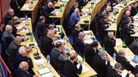 Réunis à Lourdes, les évêques de France débattront notamment des modalités de l'allocation financière pour les victimes de pédophilie dans l'Eglise, qui devrait être instaurée dès 2020.