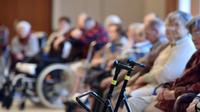 En France, l'âge moyen de départ à la retraite est de 63,3 ans pour les hommes et les femmes.
