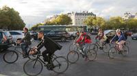 Au total, 23 % des aménagements cyclables prévus dans le Plan Vélo de la municipalité parisienne ont été livrés.