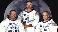 L'équipage d'Apollo 11
