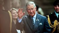 Le Prince Charles le 22 mai 2012.