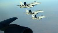 Les avions de la coalition frappent les sources de financement de Daesh