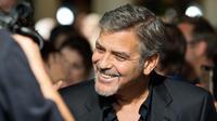 George Clooney le 26 octobre dernier