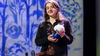 Marion Montaigne, primée lors du dernier Festival d'Angoulême et présidente du jury cette année, a tiré la sonnette d'alarme quant à la rémunération des auteurs de BD