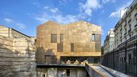 Le musée de Cluny propose des visites guidées à l'occasion des journées de l'architecture.