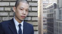 Le jeune couturier Jason Wu, le 18 mars 2010 à New York [Mark Von Holden / AFP/Getty Images/Archives]