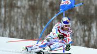 Le français Alexis Pinturault lors du slalom géant de Yuzawa Naeba au Japon, le 12 février 2016 [TOSHIFUMI KITAMURA / AFP]