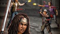 Le jeu met en scène les héros du comic book édité en France chez Delcourt.