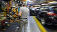 Le Produit intérieur brut (PIB) de la France a enregistré une croissance de 0,3% au troisième trimestre, selon de premières estimations de l'Insee  [Sebastien Bozon / AFP/Archives]