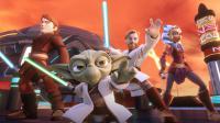 Les personnages de Star Wars rejoignent l'univers des jeux Disney Infinity