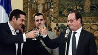- [LOUISA GOULIAMAKI / AFP]