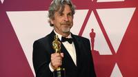 Le réalisateur Peter Farrelly repart notamment avec l'oscar du meilleur film pour «Green book».