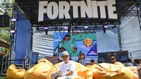 la première Coupe du monde de Fortnite a été organisée en 2019