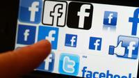 Différentes options s'offrent aux utilisateurs du réseau Facebook [SAM YEH / AFP]