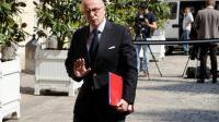 Le ministre de l'Intérieur Bernard Cazeneuve, le 28 mai 2016 à Paris [FRANCOIS GUILLOT / AFP]