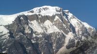 Vue aérienne de la chaîne de l'Himalaya prise le 4 décembre 2007  [Prakash MATHEMA / AFP/Archives]