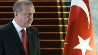 Le président turc Recep Tayyip Erdogan à Ankara, le 24 décembre 2015 [ADEM ALTAN / AFP/Archives]