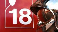 """Une école de Béziers et deux salles de classe d'un collège ont été détruites jeudi soir par un incendie """"criminel"""" et des policiers ont été la cible de jets pierres et de tirs de mortiers [Dominique FAGET / AFP/Archives]"""