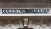 La façade de la Cour des Comptes à Paris [Thomas Samson / AFP/Archives]