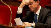 Le Premier ministre Manuel Valls à l'Assemblée Nationale, le 1er décembre 2015  [KENZO TRIBOUILLARD / AFP]