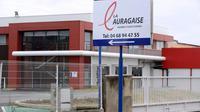 Photo prise le 10 septembre 2013 à Castelnaudary de la société La Lauragaise, l'ex-société Spanghero [Remy Gabalda / AFP/Archives]