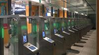 Au total, 140 portiques sont désormais installés à la gare Saint-Lazare (9e).
