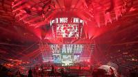 Une vue de la scène des MTV Music Video Awards à New York, le 25 août 2016 [Angela WEISS / AFP/Archives]
