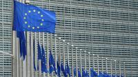 Le siège de la Commission européenne à Bruxelle le 15 juillet 2016 [JOHN THYS / AFP/Archives]