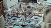 Le chantier du World Trade Center en septembre 2010 [Mario Tama / Getty Images/AFP/Archives]