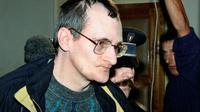 Francis Heaulme, le 10 octobre 1994 à Metz [Jean-Philippe KSIAZEK / AFP/Archives]
