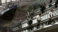 Selon une étude, 34,1% des salariés du privé ont eu au moins un arrêt dans l'année pour maladie [JEAN-PIERRE MULLER / AFP/Archives]
