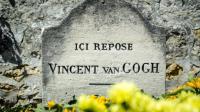 La tombe de Vincent Van Gogh à Auvers-sur-Oise [BART MAAT / ANP/AFP/Archives]