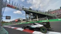 Le Britannique Lewis Hamilton lors du GP du Mexique, le 30 octobre 2016 à Mexico [Pedro Pardo                          / AFP]