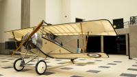 Le Nieuport XI, premier chasseur en série de l'Armée de l'Air Française. @Musée de l'Air