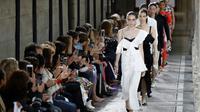 Défilé de haute couture Proenza Schouler, le 2 juillet 2017 à Paris [FRANCOIS GUILLOT / AFP]