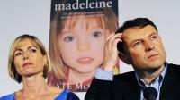 Kate et Gerry McCann, les parents de Madeleine, lors du lancement de leur livre le 12 mai 2011 [Carl de Souza / AFP/Archives]