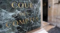 La façade de la Cour des comptes à Paris, le 22 janvier 2013 [Thomas Samson / AFP/Archives]